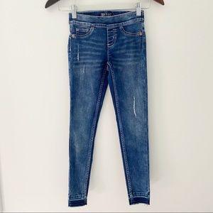 3x$25🌷Justice Mid Rise Slim Legging Jeans Girls-8